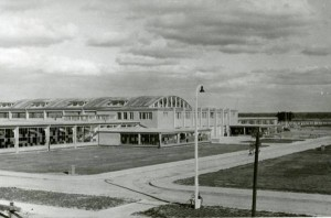 Budynki WS-2 (Wytwórnia Samolotów nr 2 w Mielcu)
