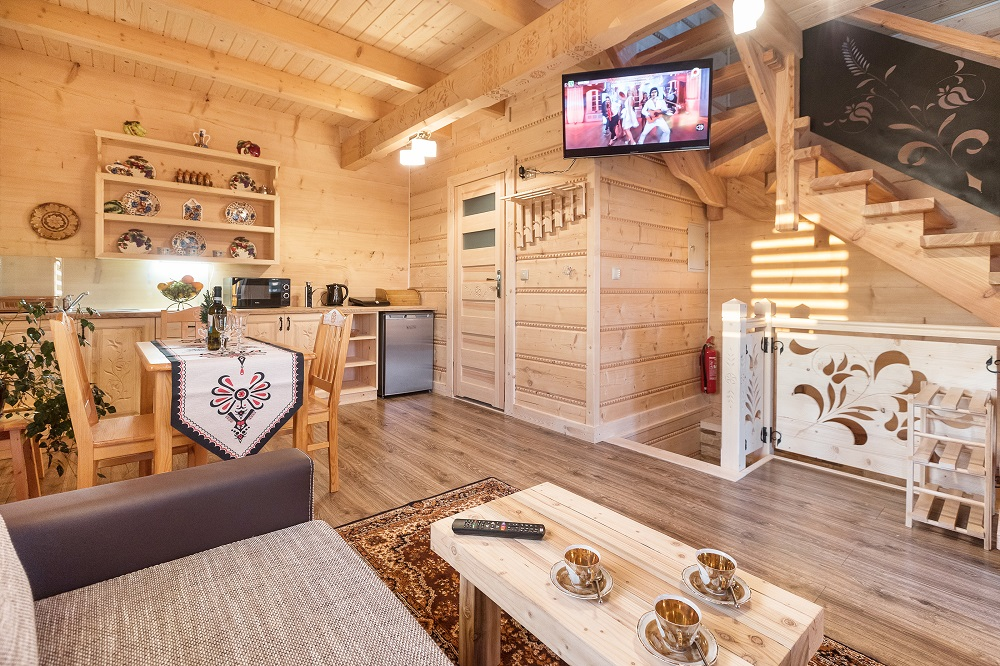 Preferowane Chochołowskie Domki - to doskonałe miejsce na wypoczynek w  OM-94